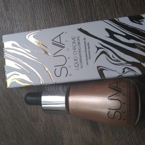SUVA beauty liquid chrome illuminating drops